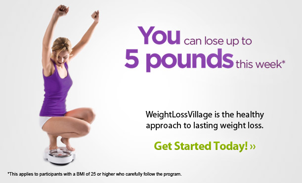 S.Lose Up to 5 Pounds This Week